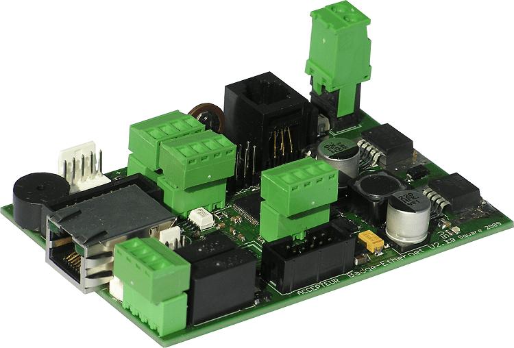 Carte électronique ABE