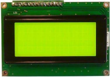 LCD 4 lignes 16 caractéres petit format
