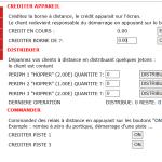 Exemple de page serveur web borne CkSquare